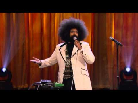 Reggie Watts at his best 21062011