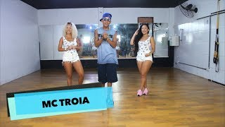 MC TROIA - FLEXIONA A TCHECA - COREOGRAFIA OFICIAL