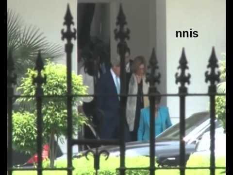 John Kerry Meets Prime Minister Narendra Modi