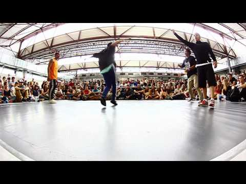 Khalil - Wilfried (LEGITEAM OBSTRUXION) vs El nino - Prada G (BOOGIE BRAT KINGZ) World Crank Event