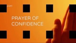 Ed Lapiz - Prayer of Confidence