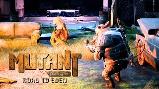 Mutant Year Zero: Road To Eden - 20 Minutes Of Gameplay Trailer