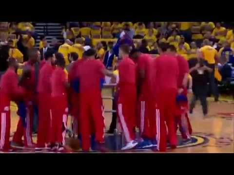 Clippers Protest Donald Sterling | NBA PLAYOFFS