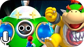 ✪ SUPER MARIO GALAXY 2 ✪ | Parte 21: ¡MARIO v.s. MARTILLATOR! [FULL HD|60fps]
