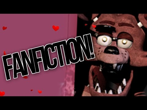 FIVE NIGHTS AT FREDDY'S FANFICTION