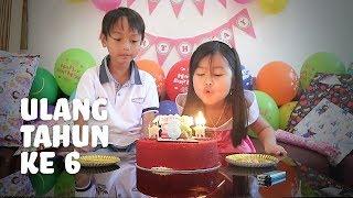 ULANG TAHUN KE 6 | SENJA FIRSTA