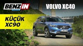 Volvo XC40 D4 AWD test sürüşü 2018