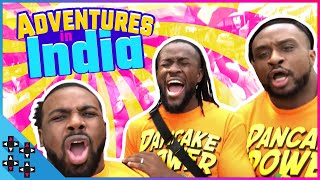 The New Day's incredible India expedition! - UpUpDownDown Vlogs