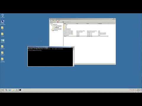 Windows Server 2008 R2 Setting Up DNS