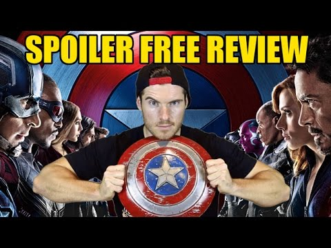 Captain America: Civil War- Spoiler Free Review!
