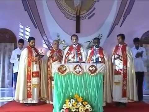 Syro Malabar Holy Mass In Malayalam video
