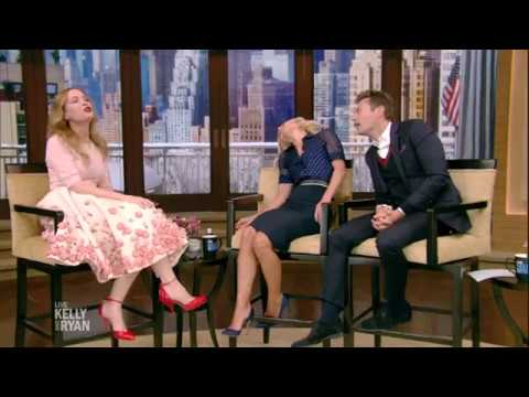 Leslie Mann Talks About Her Daughters