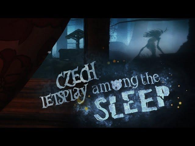 Among the Sleep - Let's Play [Plná hra] [CZ/SK/HD] #3 | Strašidelné Puzzle |