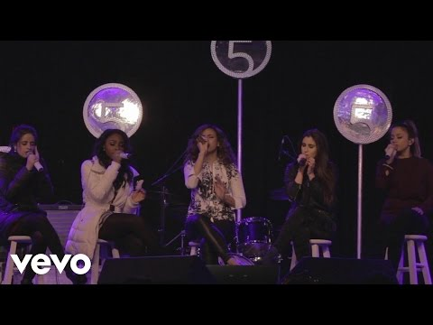 Fifth Harmony - Who Are You (Live) (VEVO LIFT)