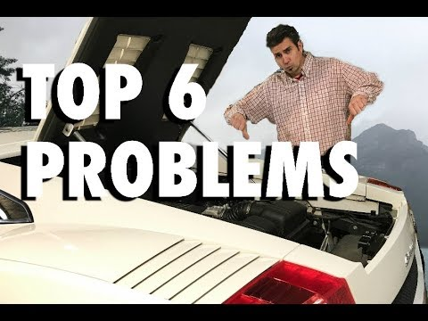 Top 6 Lamborghini Gallardo Filter Change Mistakes