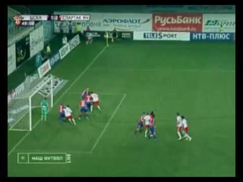 ЦСКА - Спартак-Нальчик 1-2