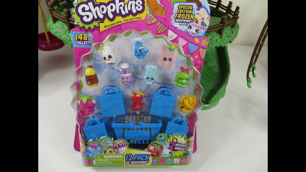 Shopkins Limited Edition Hunt And Moose Mail Season 1