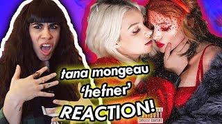 TANA MONGEAU - HEFNER ft. BELLA THORNE REACTION!