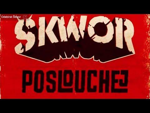 Škwor - Poslouchej (Lyric Video)