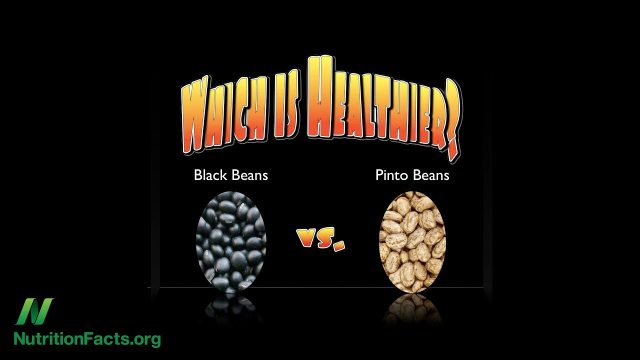 Pinto Beans vs. Black Beans