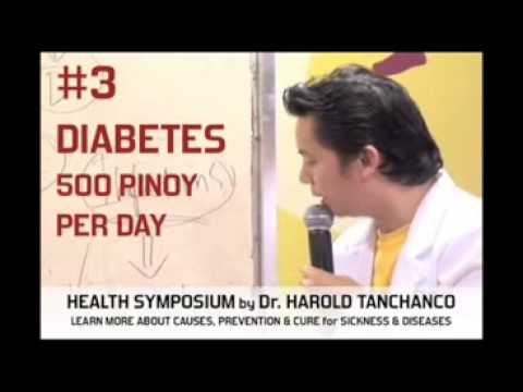First Vitaplus Health Symposium by Dr. Harold Tanchanco