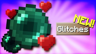 Minecraft Pocket Edition - GLITCHES // 5 working glitches [MCPE 1.0.2]