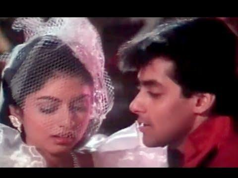 Salman Khan& Bhagyashree in Mere Rang Mein - Maine Pyar Kiya...