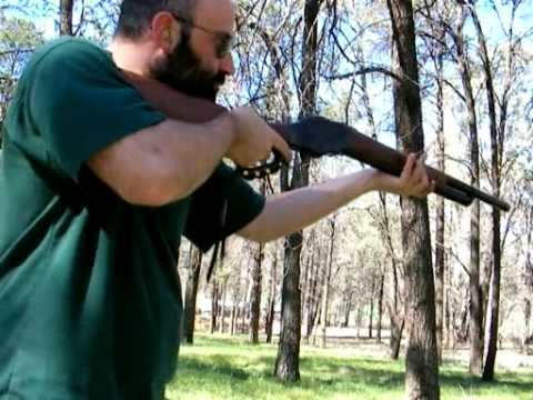 1887 winchester shotgun. Black Powder Winchester 1887