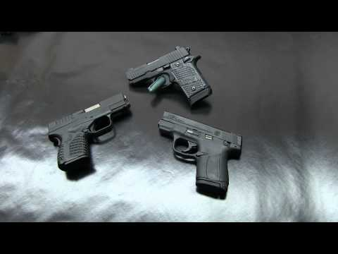 Top 3: Pocket Rocket Pistols