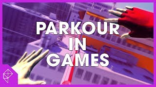 How real is the parkour in games?