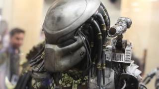 SDCC 16: Predator the Hunter by Sideshow Collectibles