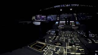 The XWB-Files - Nightlife of an Airline Pilot