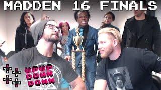 Madden 16 Tournament FINALS — Seth Rollins vs. Jack Swagger — Gamer Gauntlet