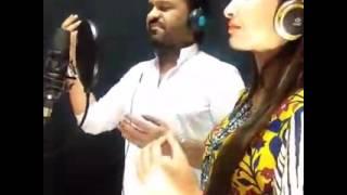 Shaman Ali Mirali New Eid Album Recoding Irfan Samo Ke Sath Song 2016