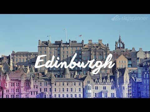 See 24 hours in Edinburgh, Scotland | What to do in Edinburgh | Travel Guide