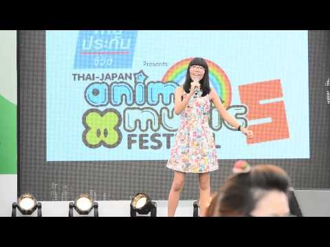 Diamond Crevasse - Thai-Japan Anime & Music Festival 5 - Anime Song Lover Contest