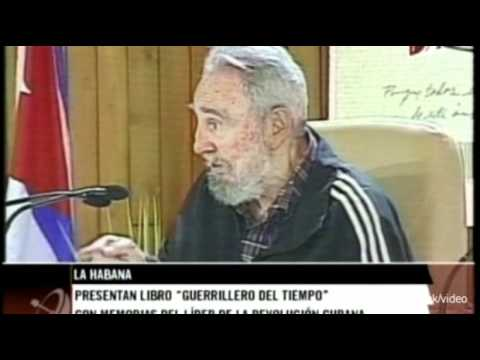 Fidel Castro launches memoirs in rare public appearance in Cuba