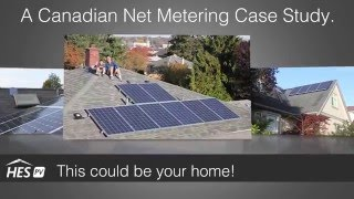 Canadian Net Metering Financials Short