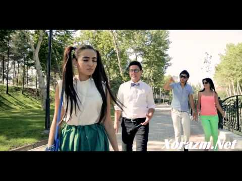 Janob Rasul - Tursunoy (Official HD video)