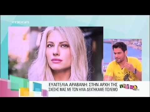 gossip-tv.gr Ουγγαρεζος για Αραβανη