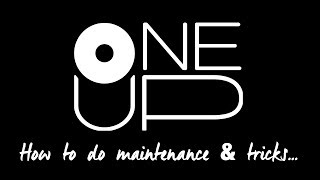 ONE UP ENNEQUADRO HOW TO DO MAINTENANCE