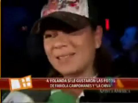 yolanda Andrade defiende a Verónica