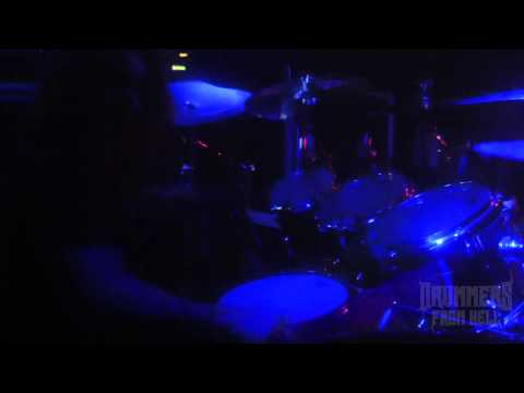 Virgin Snatch-covan Wake The Fuck Up-cracow 2013 (drum Cam) Part I video