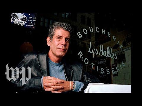 'I thought he was invincible': A food writer's memories of Anthony Bourdain