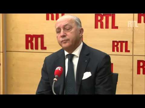 Lutte contre Daesh : Laurent Fabius n'exclut plus l'aide du régime syrien