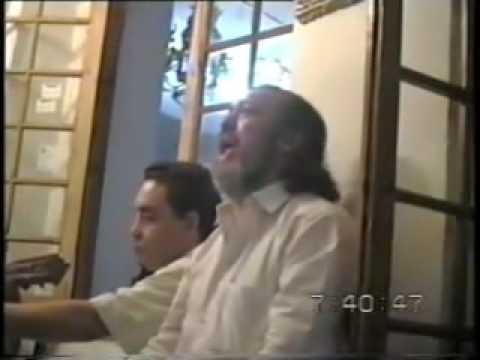 Luis de la Pica con Pedro Bacan 2 2
