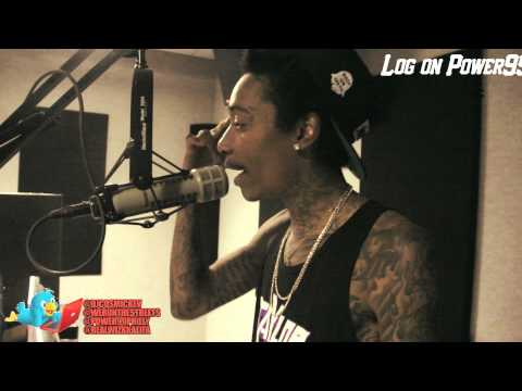 Wiz Khalifa Talks �Work Hard Play Hard� Remix With Lil Wayne & Drake!