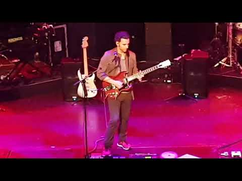 Dweezil Zappa - Dirty Love - Utrecht Tivoli Vredenburg - 17 October 2017