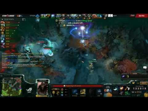 c9  vs Asus Polar, SLTV XII EU Stage 2, game 3