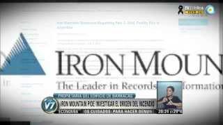 Visión 7: Sospechas sobre Iron Mountain